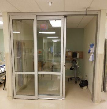 ICU-door
